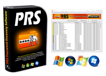 PRS Password Recovery Software
